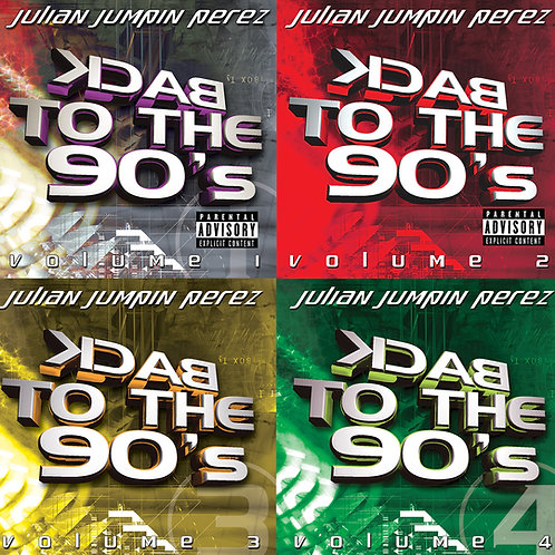 USB - Back to the 90's - Volumes 1-4