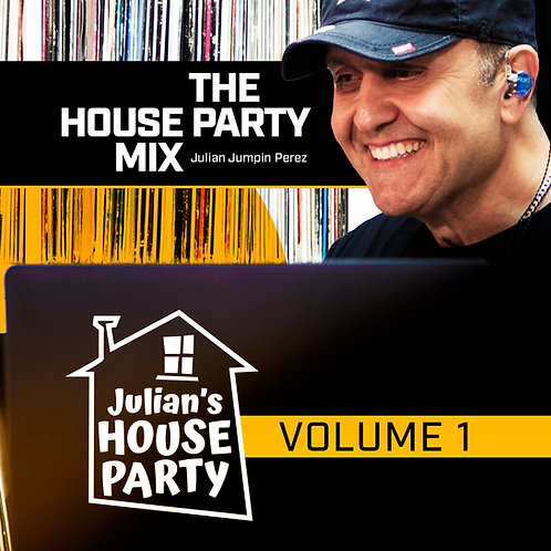 CD - The House Party Mix - Volume 1
