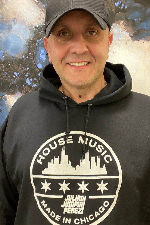 House Music Made In Chicago Hoodie