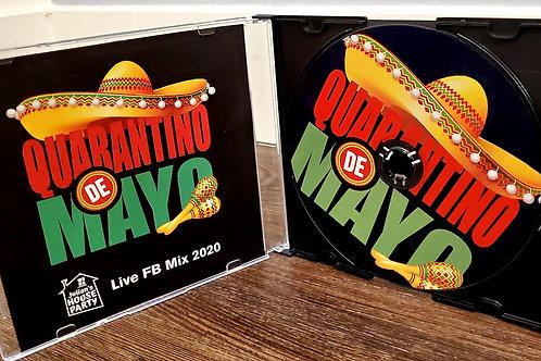 Quarantino de Mayo Live Facebook Mix