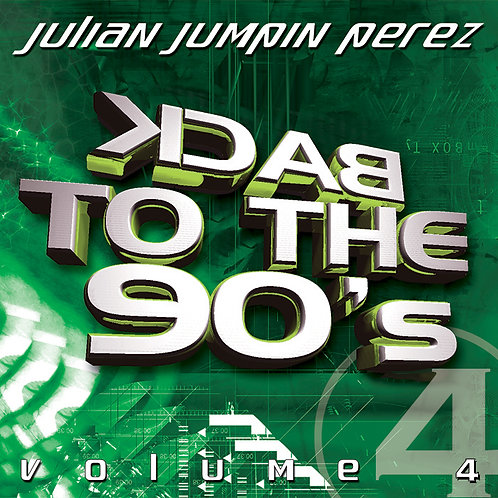 DIGITAL DOWNLOAD - Back to the 90's- Volume 4