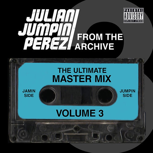 DIGITAL DOWNLOAD - The Ultimate Master Mix - Volume 3