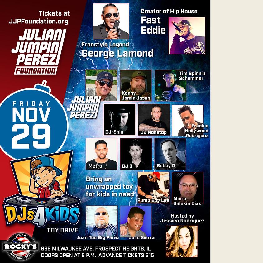 DJs 4 Kids Concert & Dance Party @ Rocky's American Grill