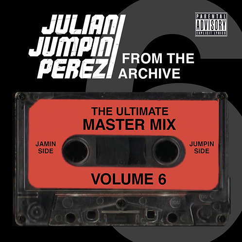 CD - The Ultimate Master Mix - Volume 6