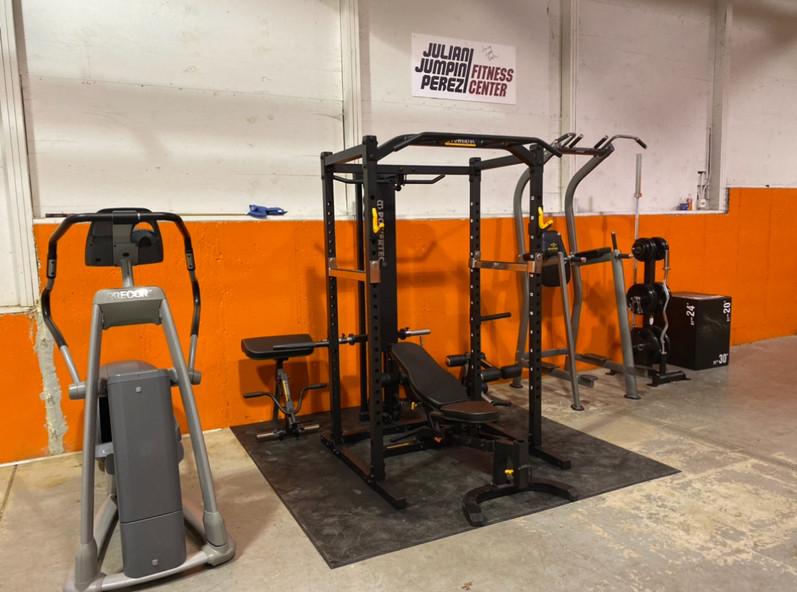 JJPF Fitness Center at Arden Shores