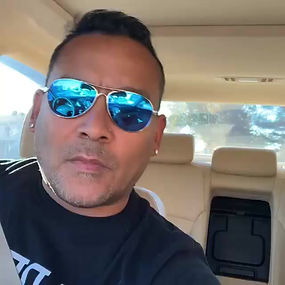 George Lamond supports the Julian Jumpin Perez Foundation