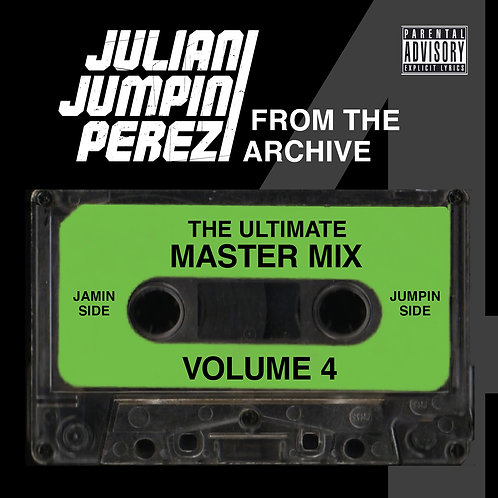 DIGITAL DOWNLOAD - The Ultimate Master Mix - Volume 4
