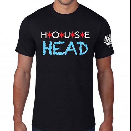 Chicago House Head Tee