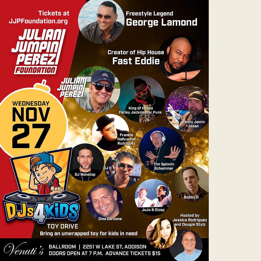 DJs 4 Kids Concert & Dance Party @ Venuti's