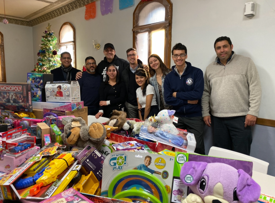JJPF 2019 Toy Donation