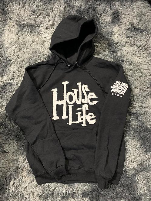 House Life 2 Brush Stroke Hoodie