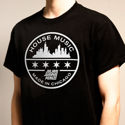 House Music Made in Chicago Tee