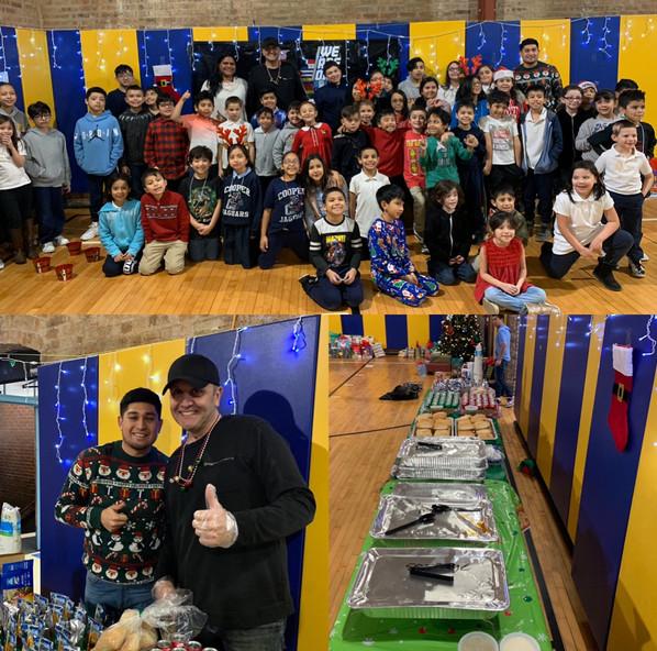 JJPF food donation for kids 2019