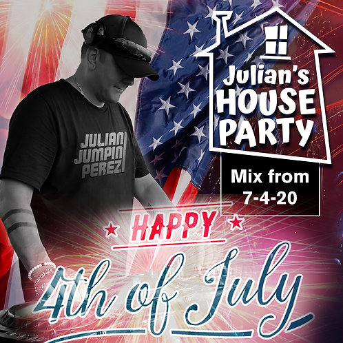DIGITAL DOWNLOAD - 4th of July 2020 Mix
