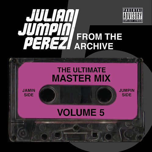 CD - The Ultimate Master Mix - Volume 5