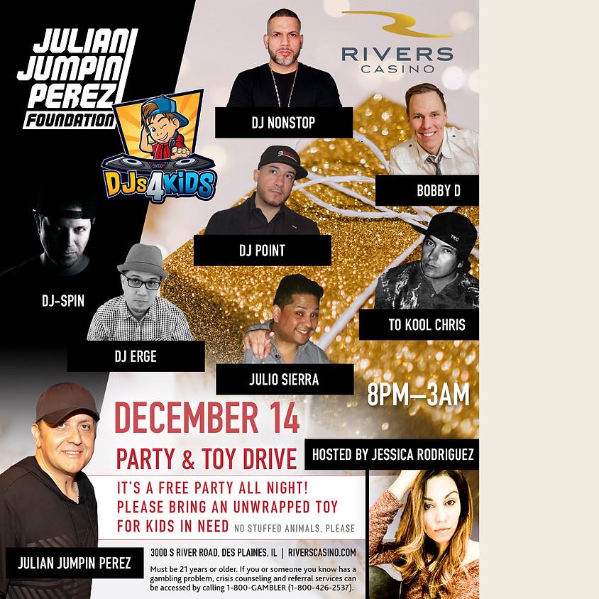 DJs 4 Kids Dance Party at Rivers Casino