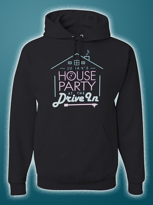 House Party at the Drive In Hoodie