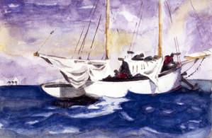 Winslow Homer Study 2
