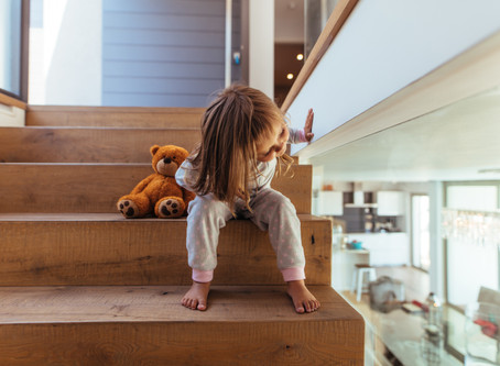 Keeping You Toddler From Leaving The Room