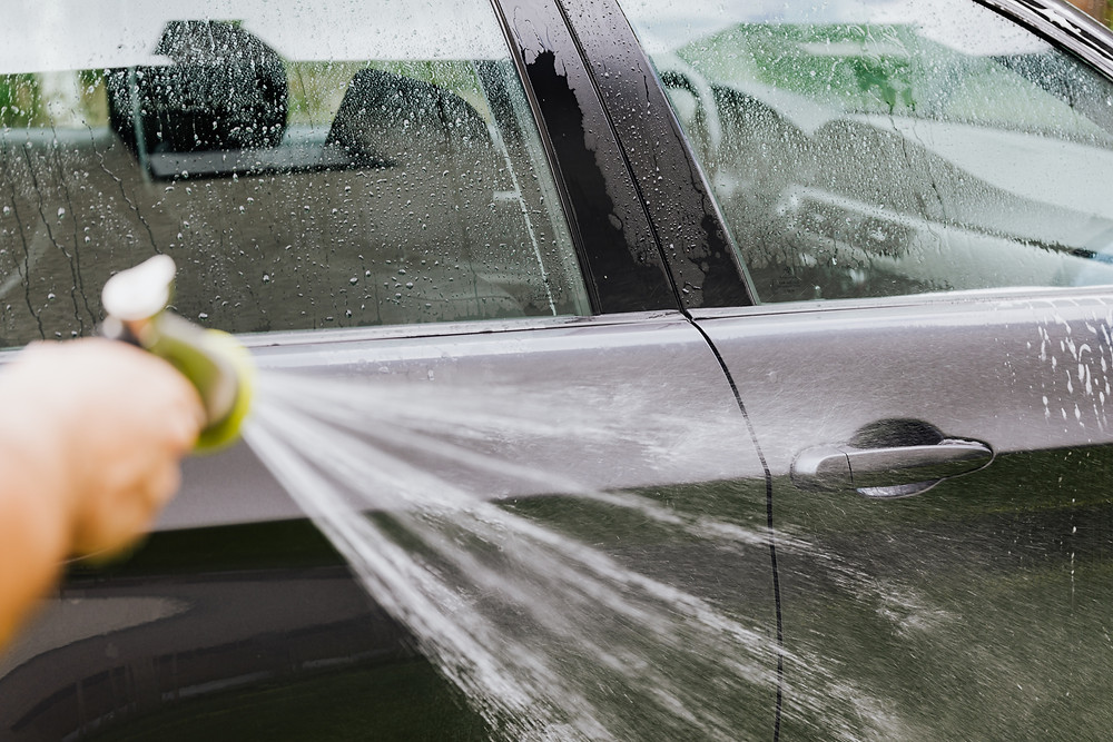 car wash, car detailing