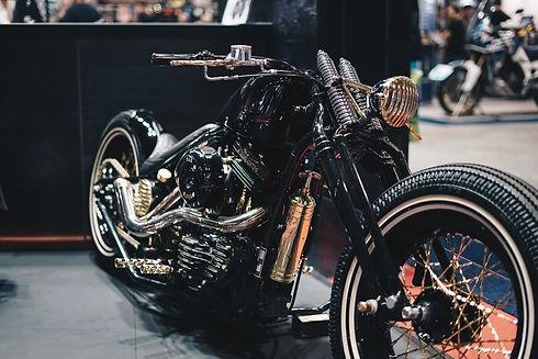 motorcycle detail, ceramic coating