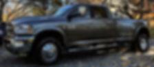 ceramic coating, truck, exterior detail