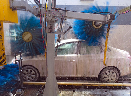 The Car Wash: Where Cars go to Die