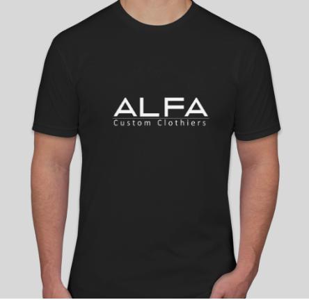 ALFA Clothiers Comfort Tee