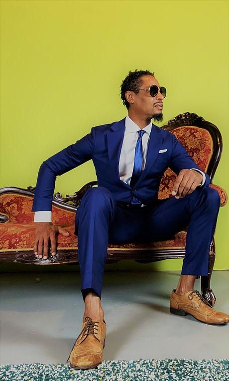 ALFA Clothiers Blue Suit Eric Seats Chair.jpg