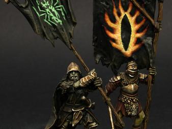 Orc & Mordor Uruk Banners