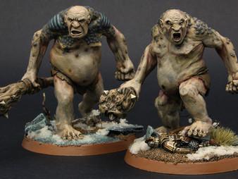 Gundabad Ogres I & II