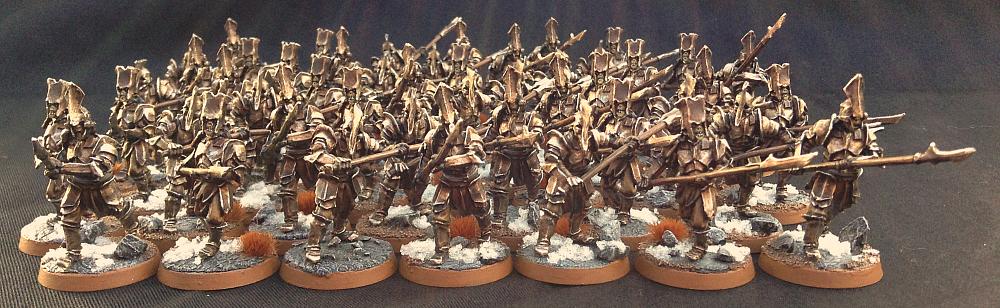 Gundabad spears