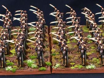 Rivendell elf Commission : Infantry