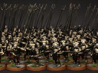 Isengard - Pikes and war machines