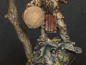 Unreleased Orc Drummer