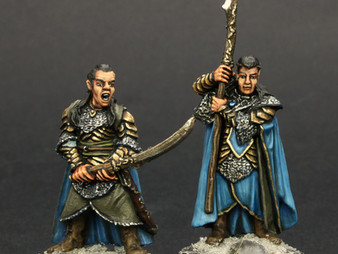 Elrond & Gil-galad
