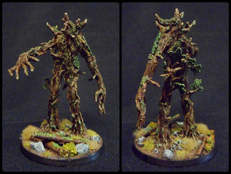 Treebeard / Branch Wraith & Durthu
