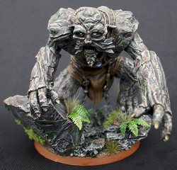 The Stone Giant (Scratch sculpt)