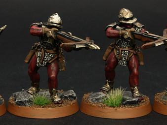 Uruk Hai Crossbows