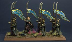 Gildor Inglorion & Elven banners