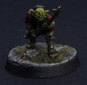 Moria Goblin (Patreon Painting Guide)