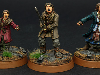 Bain, Sigrid & Tilda