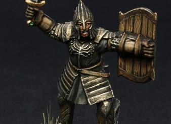 Minas Tirith Warrior (Patreon Painting guide)