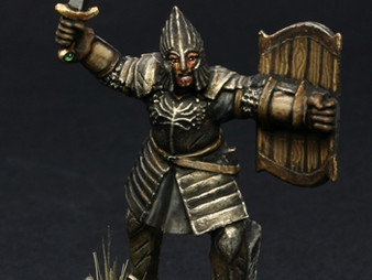 Minas Tirith Warrior (Patreon Painting guide)