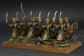 Rivendell Elf Captains