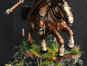 Radagast the Brown Mounted