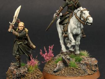Legolas Greenleaf - Prince of Mirkwood