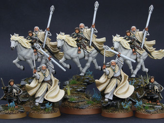 Gandalf the White & Pippin