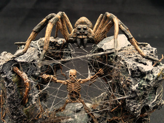 Mirkwood Spider (Display)