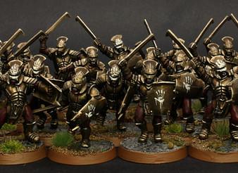 Fighting Uruk hai X32